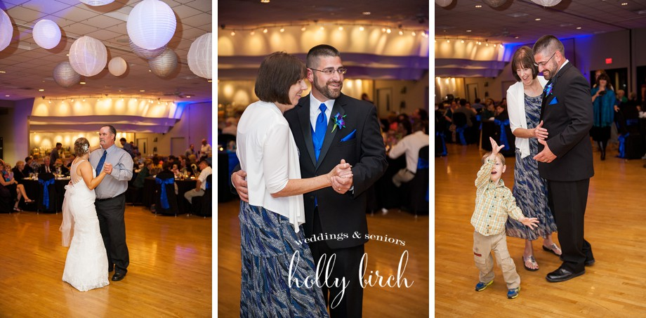parent dances