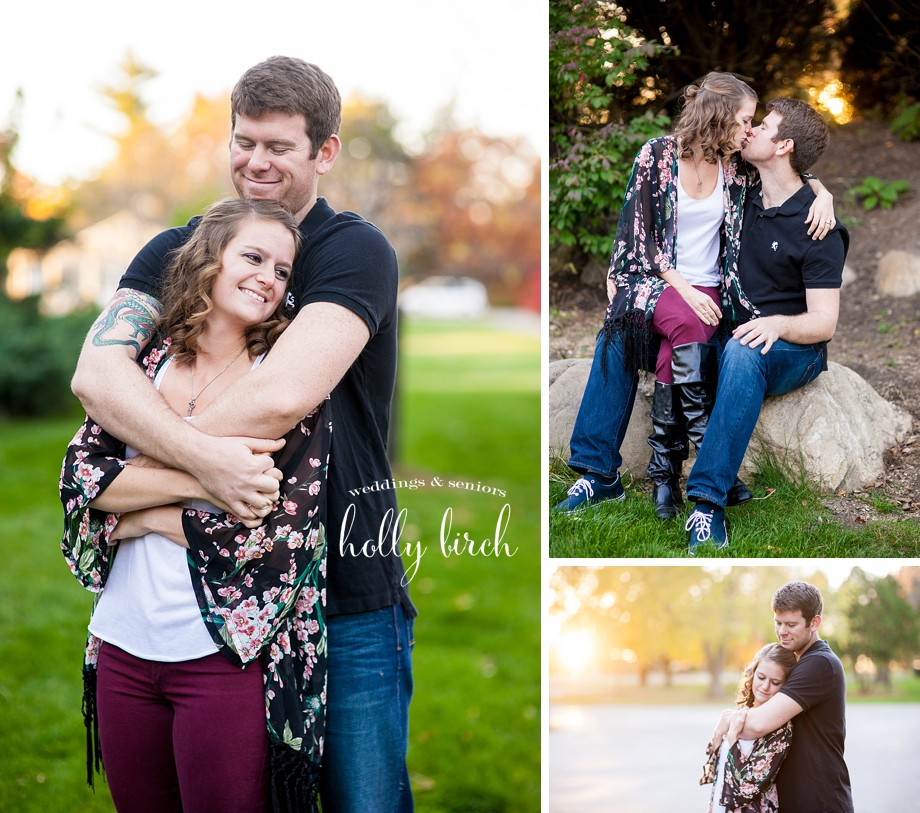 couple engagement pictures
