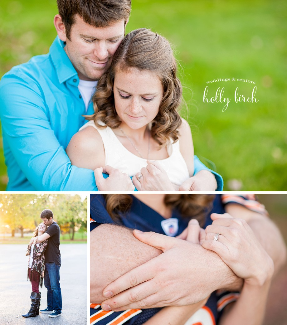 Lake of the Woods engagement pictures