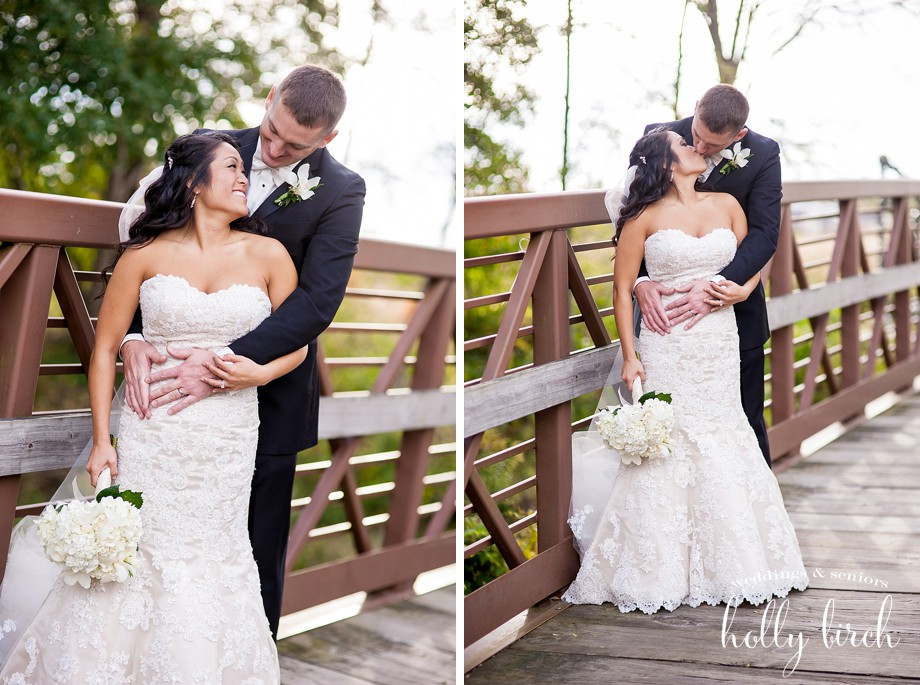 Meadowbrook portraits bride groom