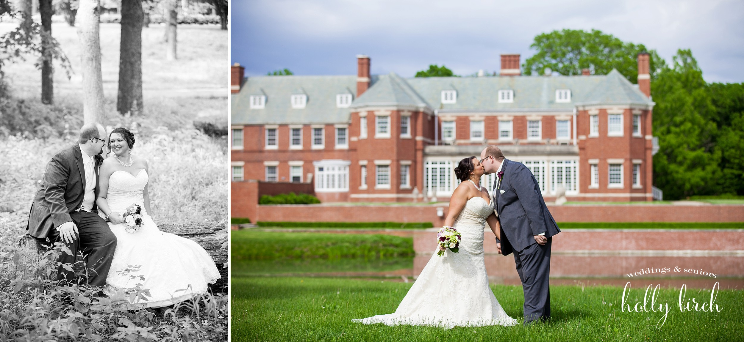 Allerton Mansion wedding pictures