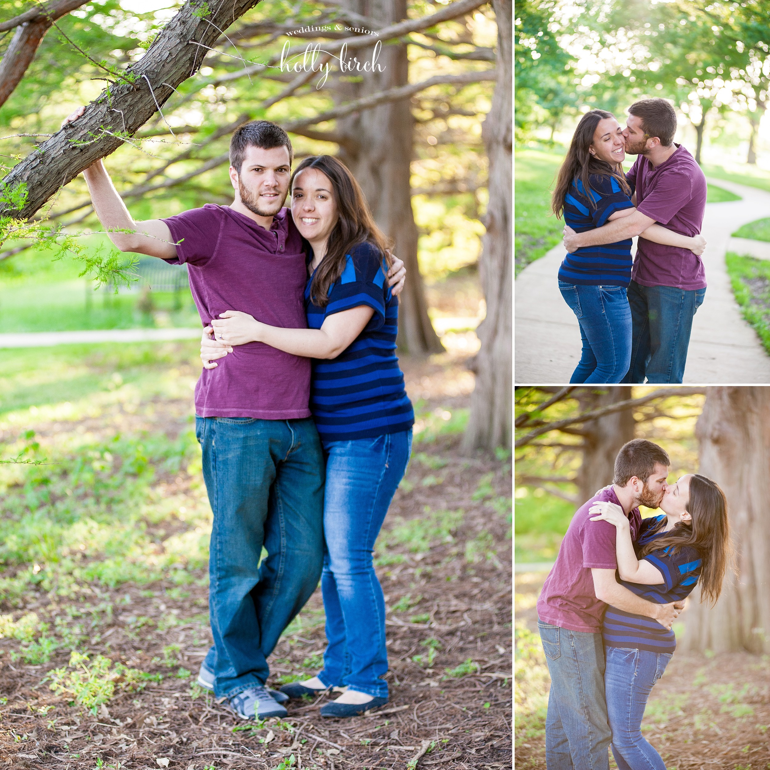 Urbana engagement pictures