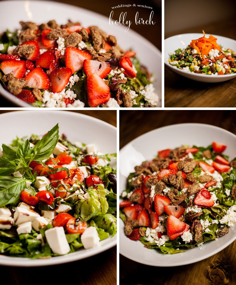 beautiful salads