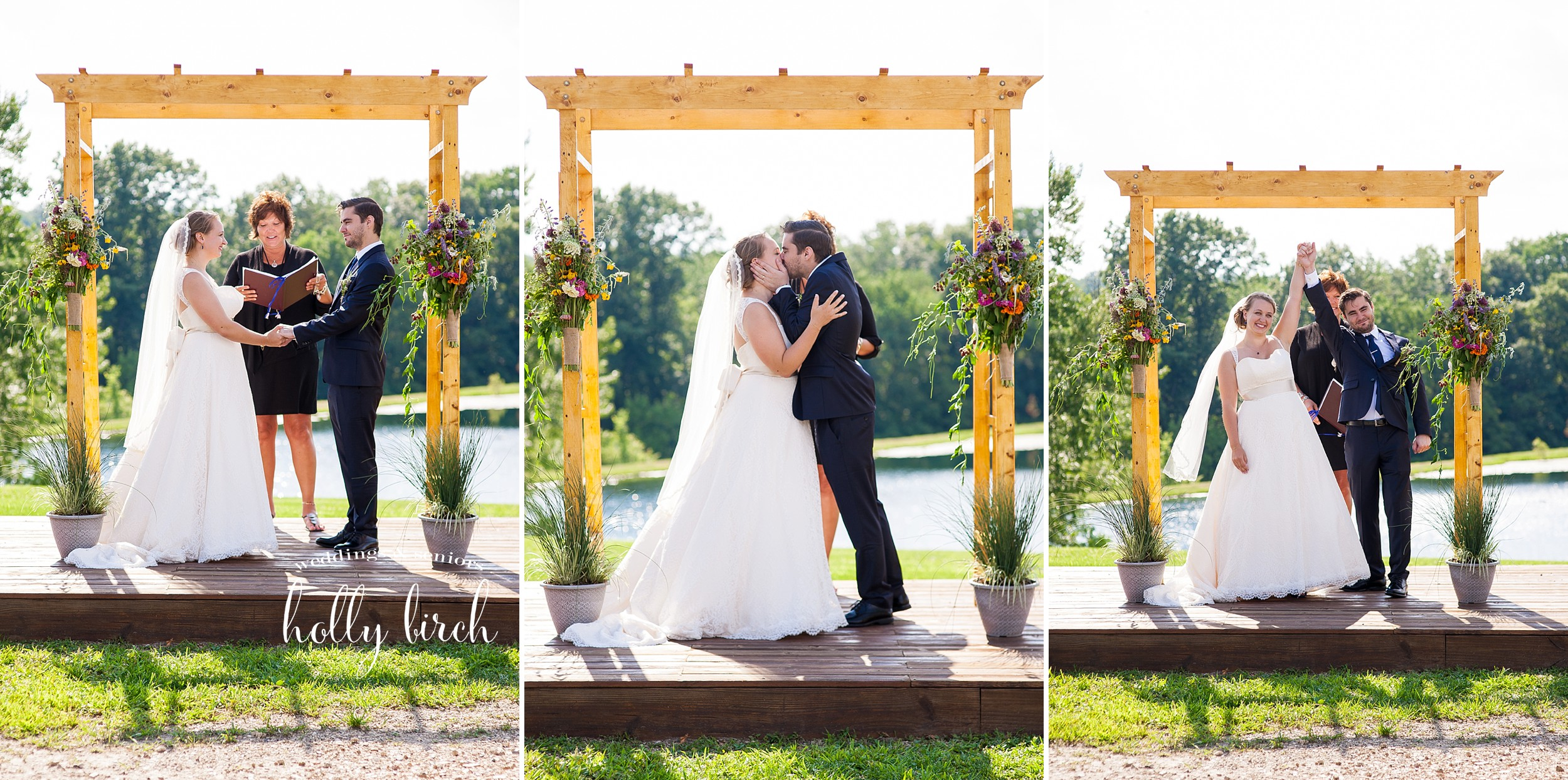 first kiss ceremony images