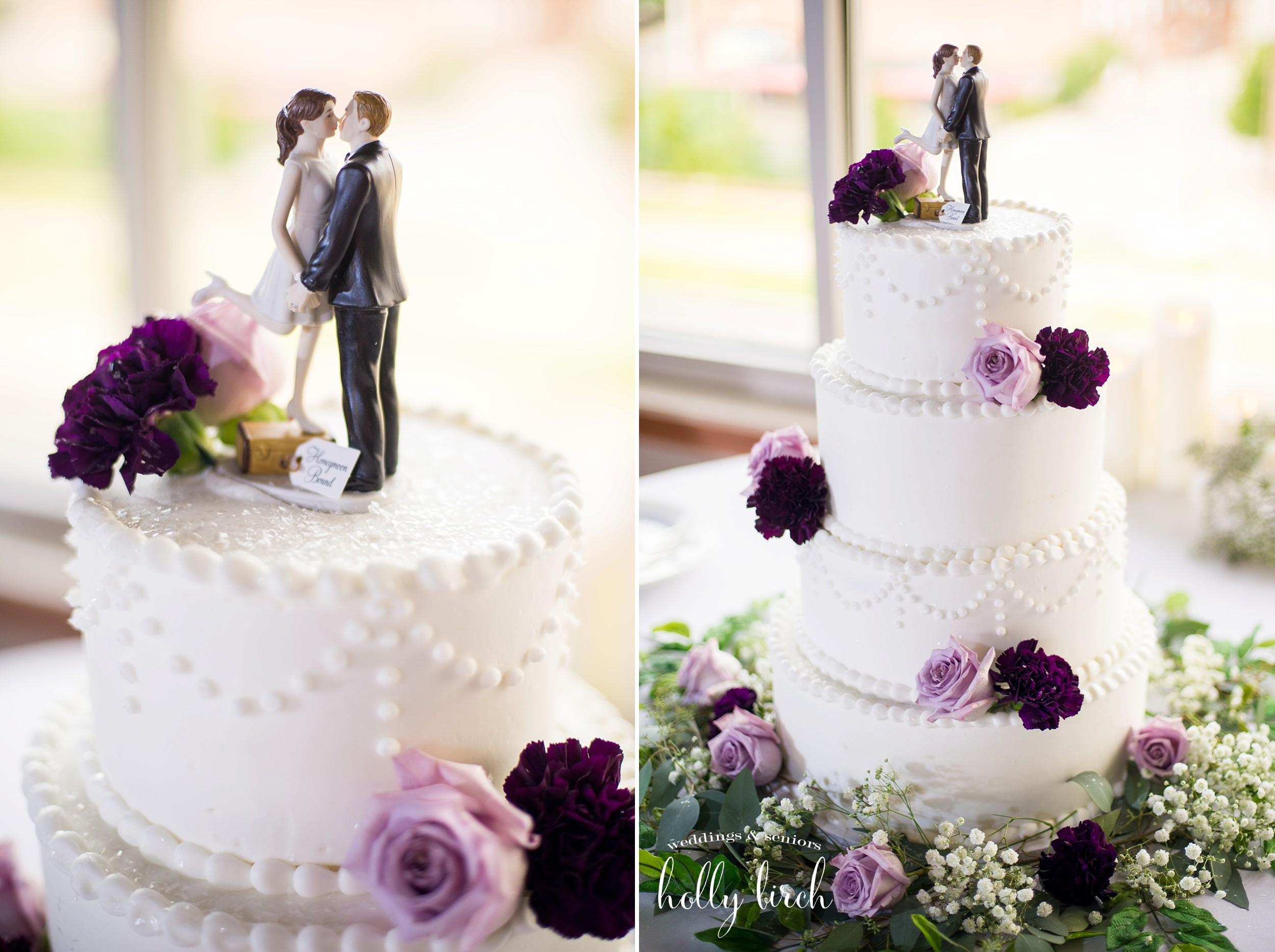wedding cakes by Lori