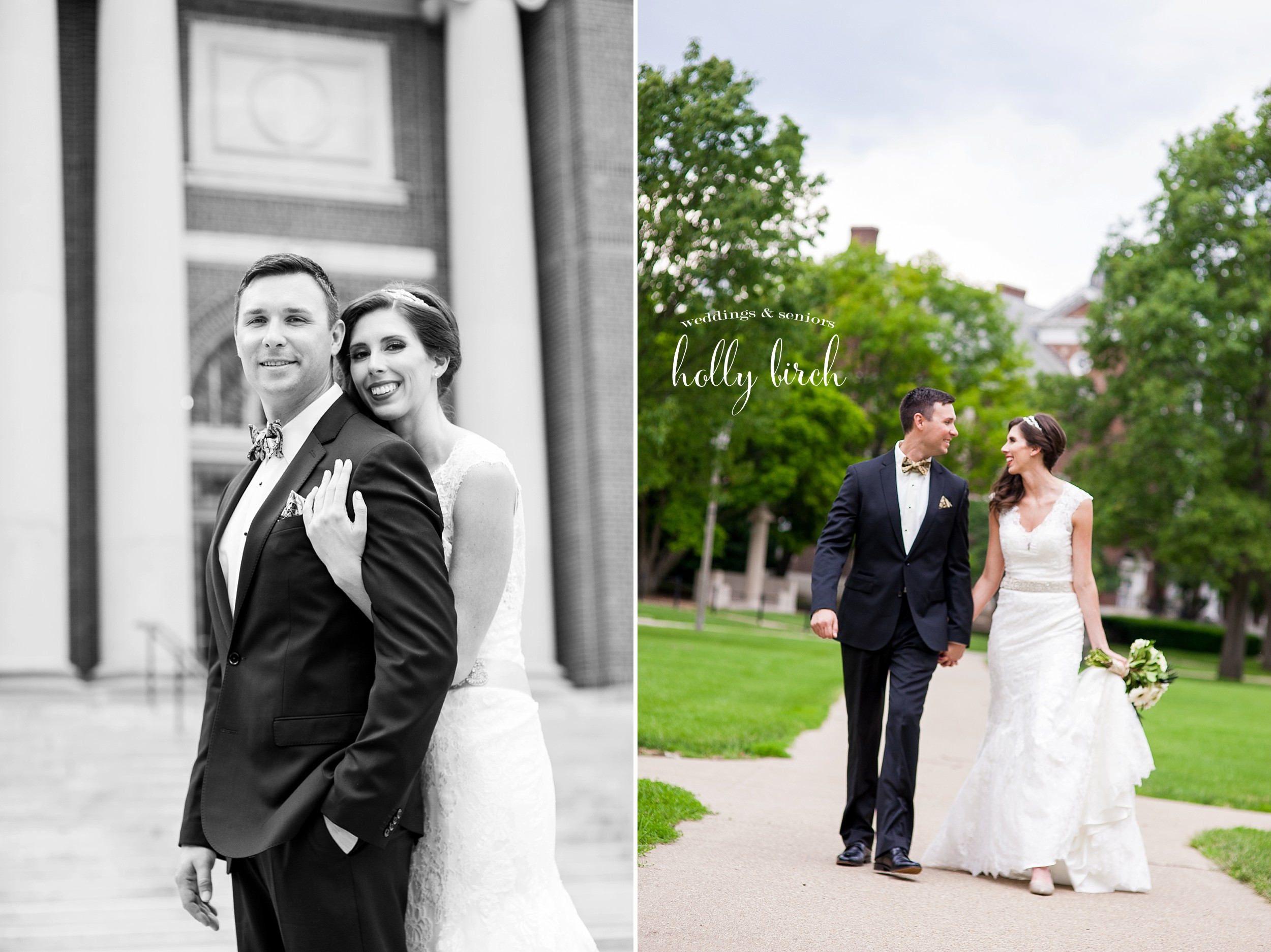 lovely wedding portraits