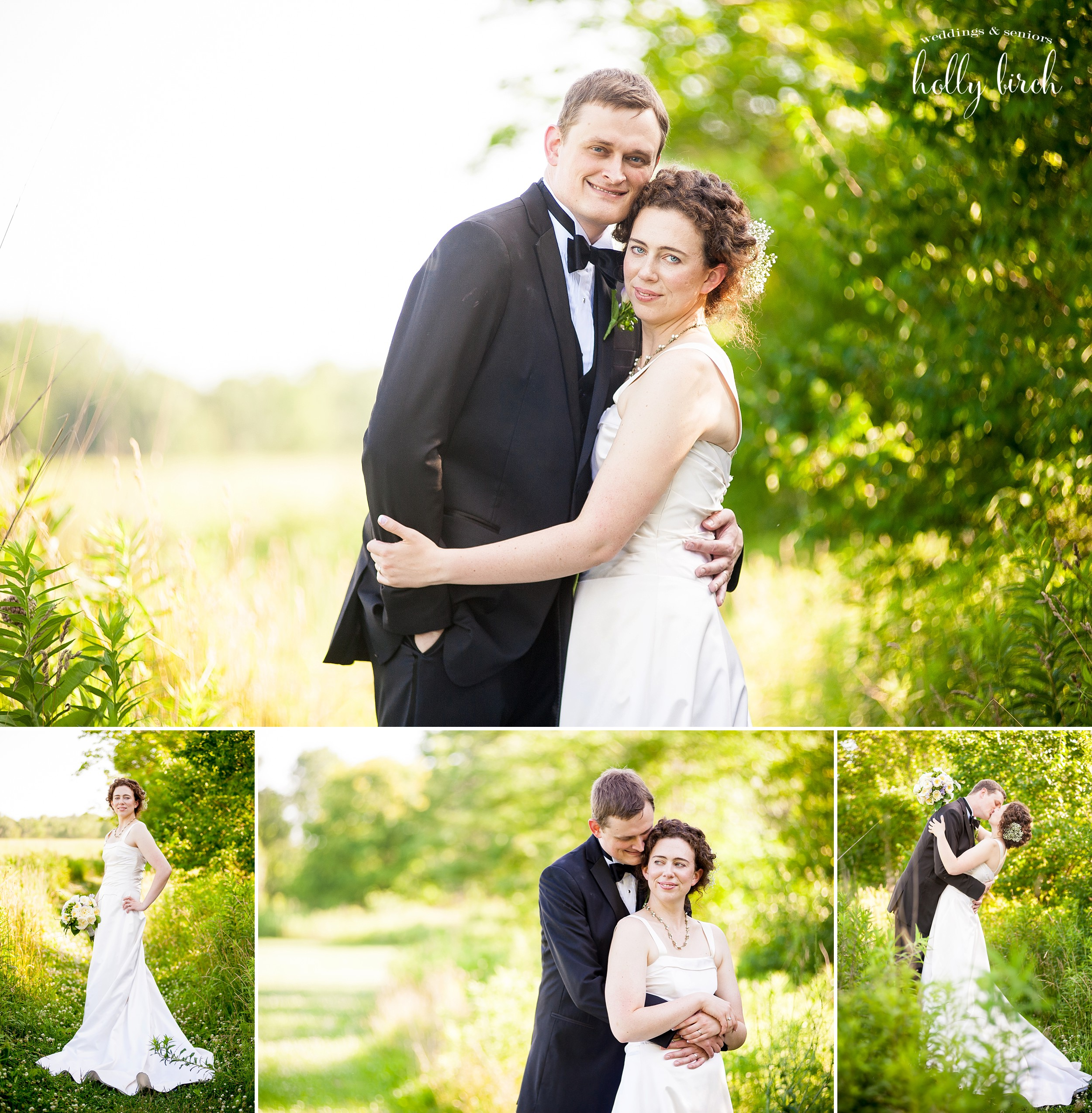 Meadowbrook Park wedding couple