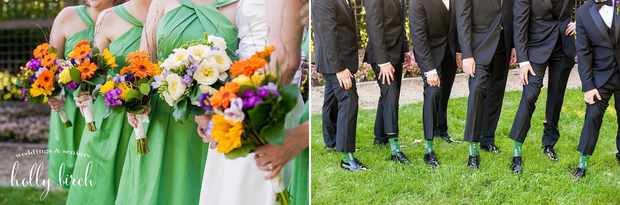 bridal party details