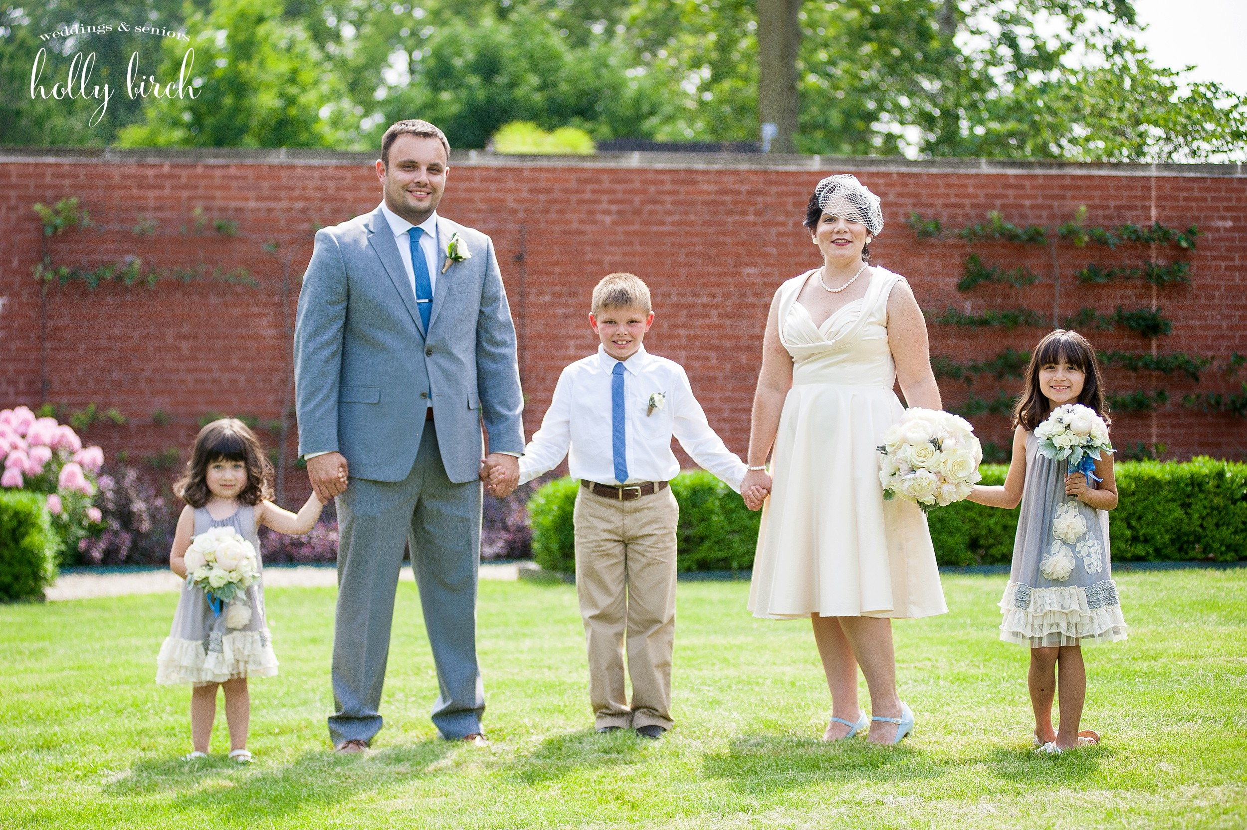 blended family wedding ceremony