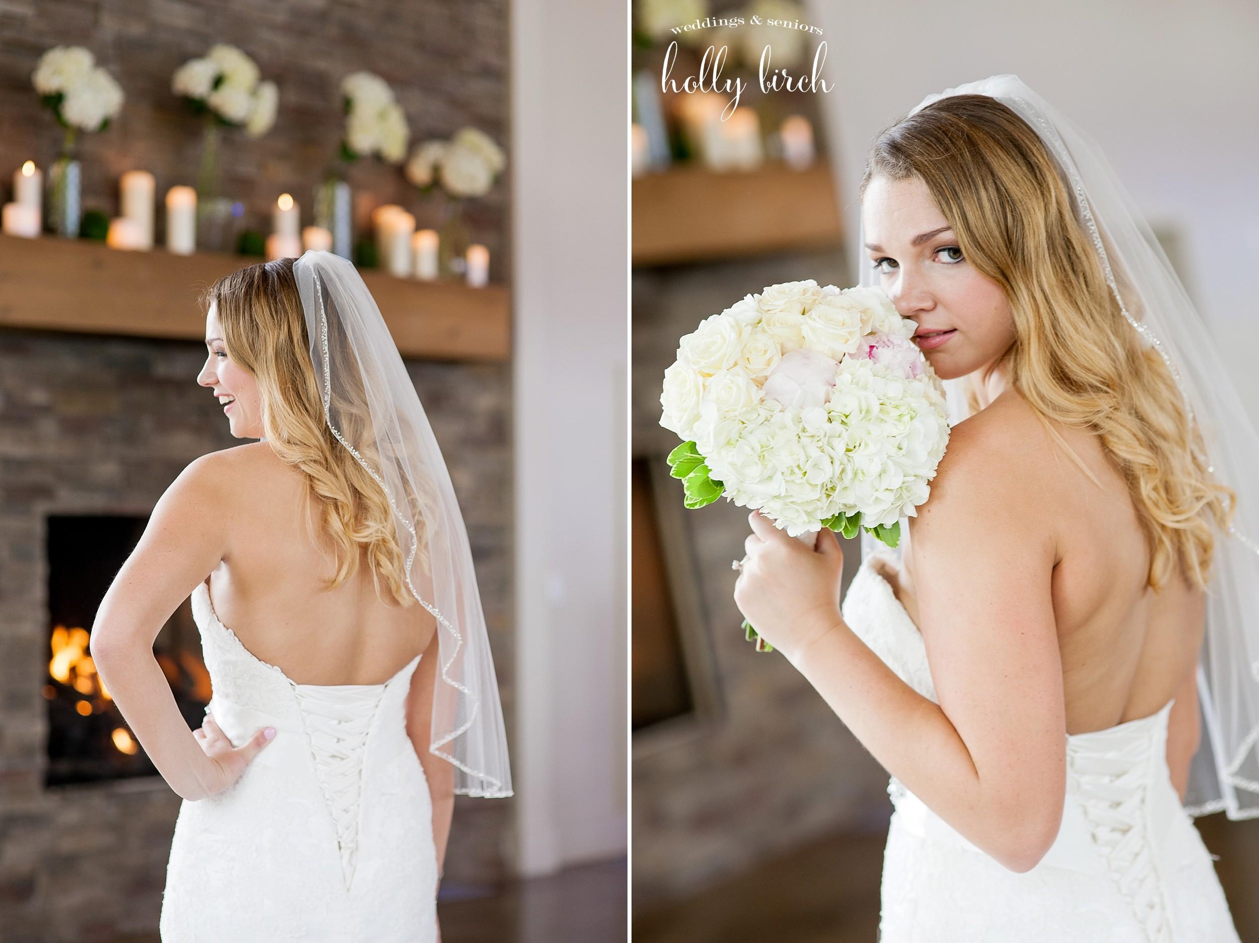 stunning bride photos