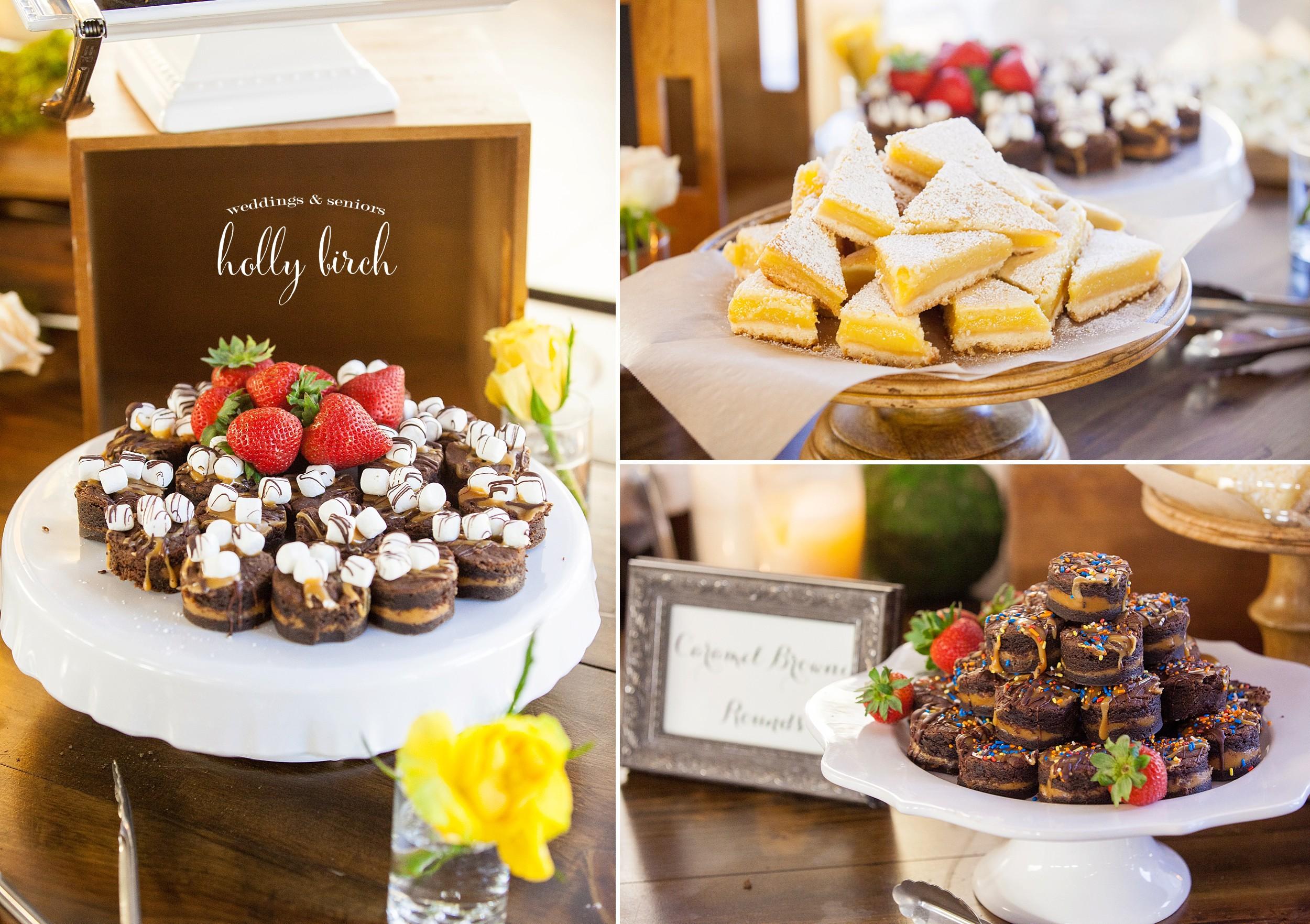Pear Tree Estate desserts