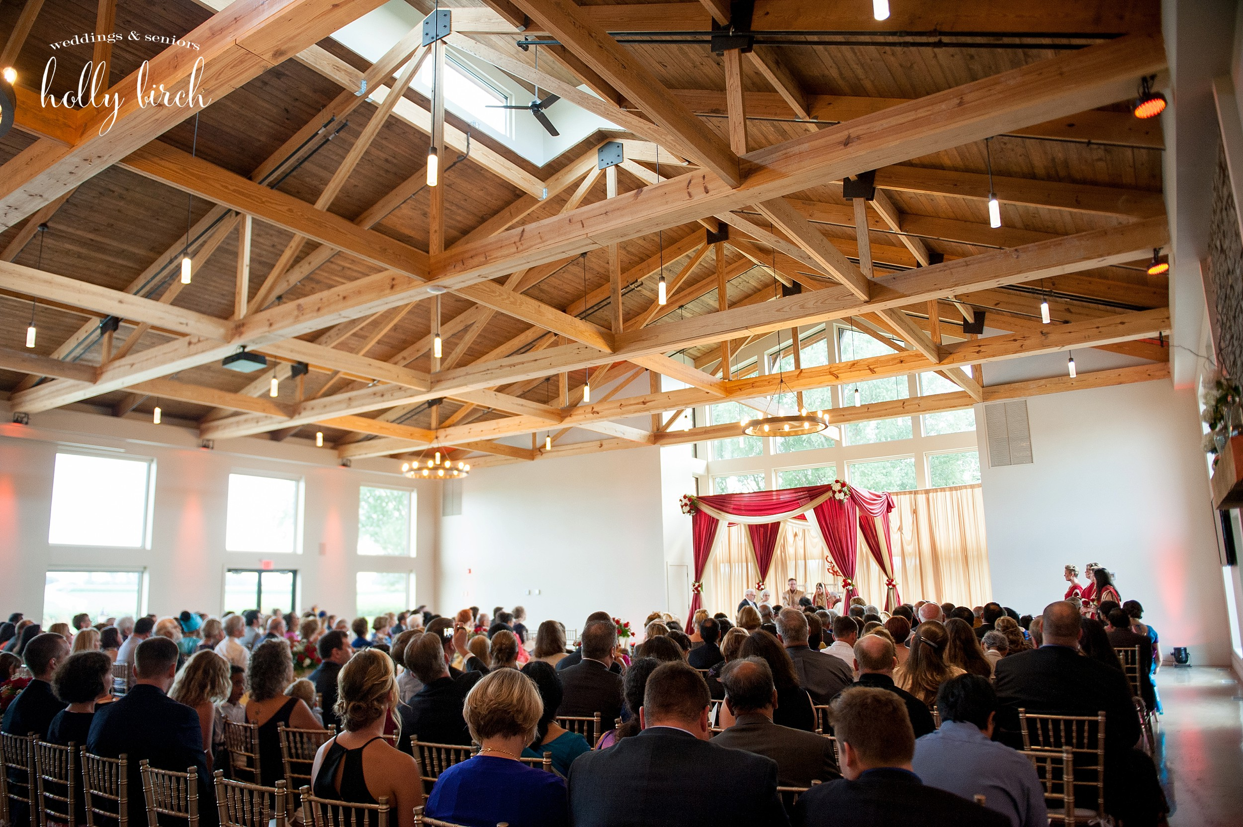 Pear Tree Estate Hindu wedding ceremony