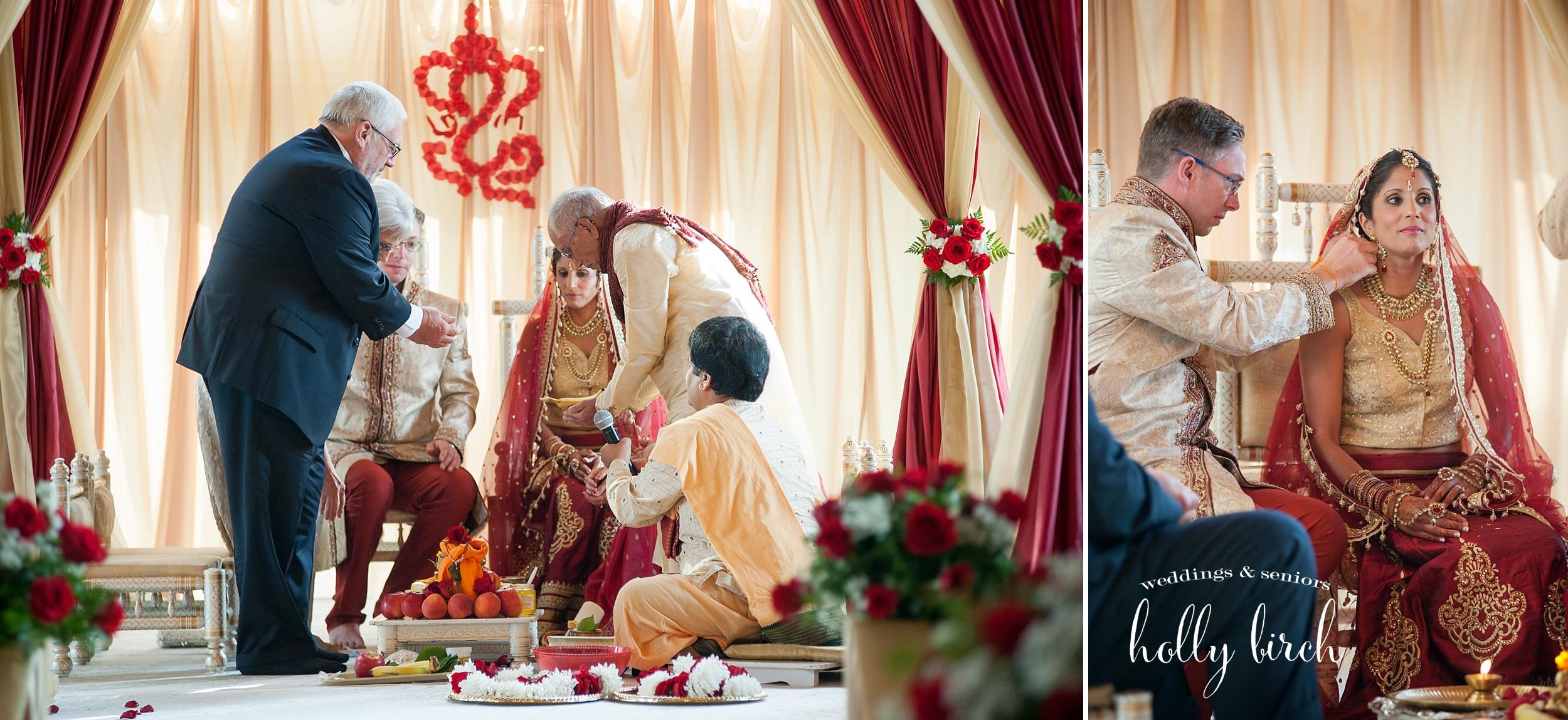 mandap ceremony