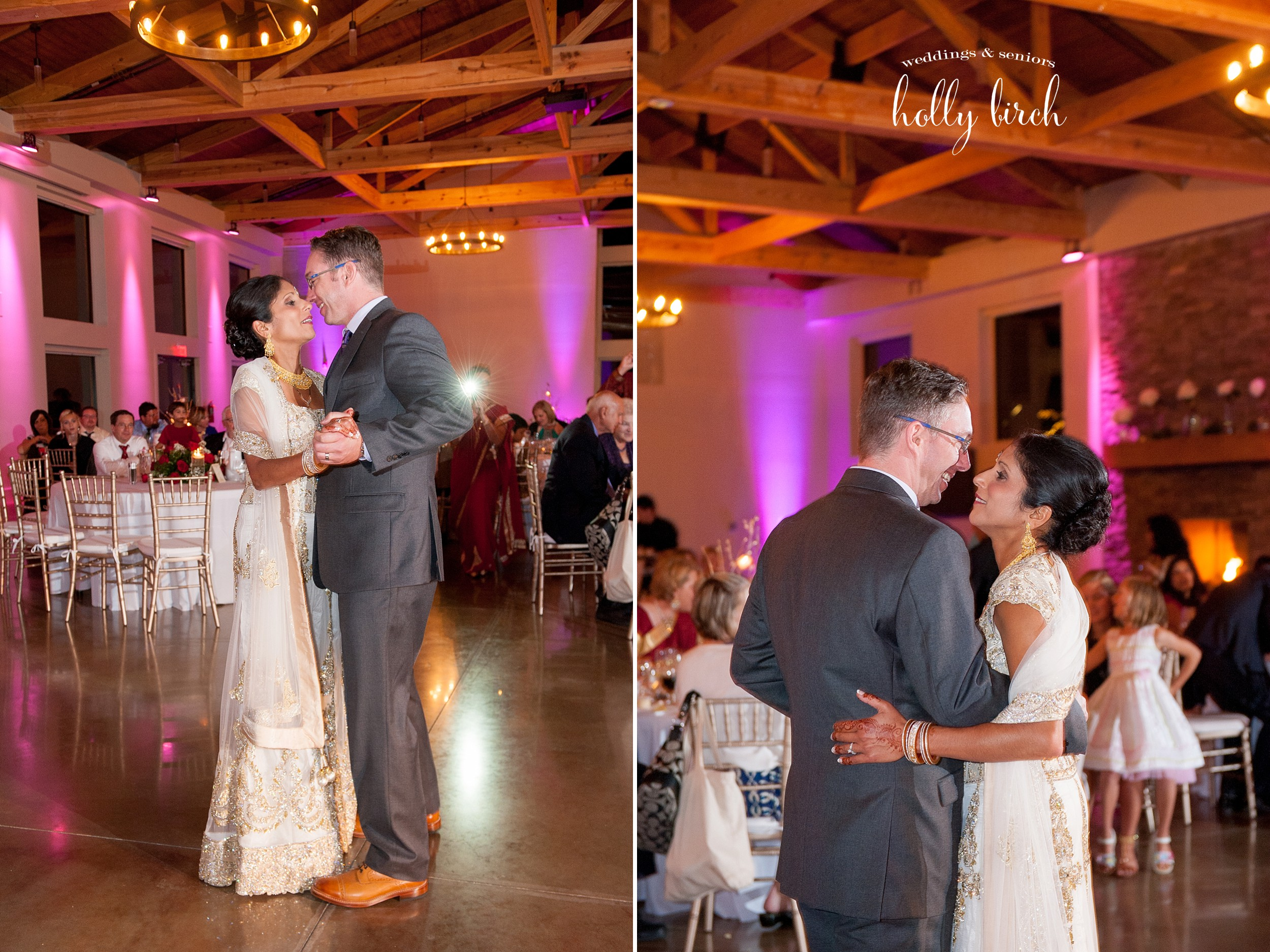 first dance at Pear Tree
