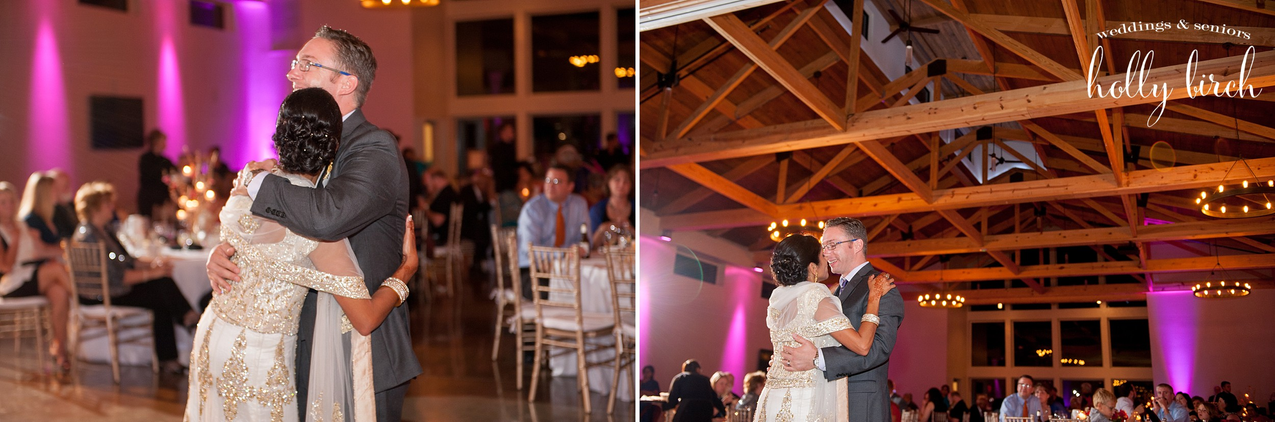 first dance candid photos