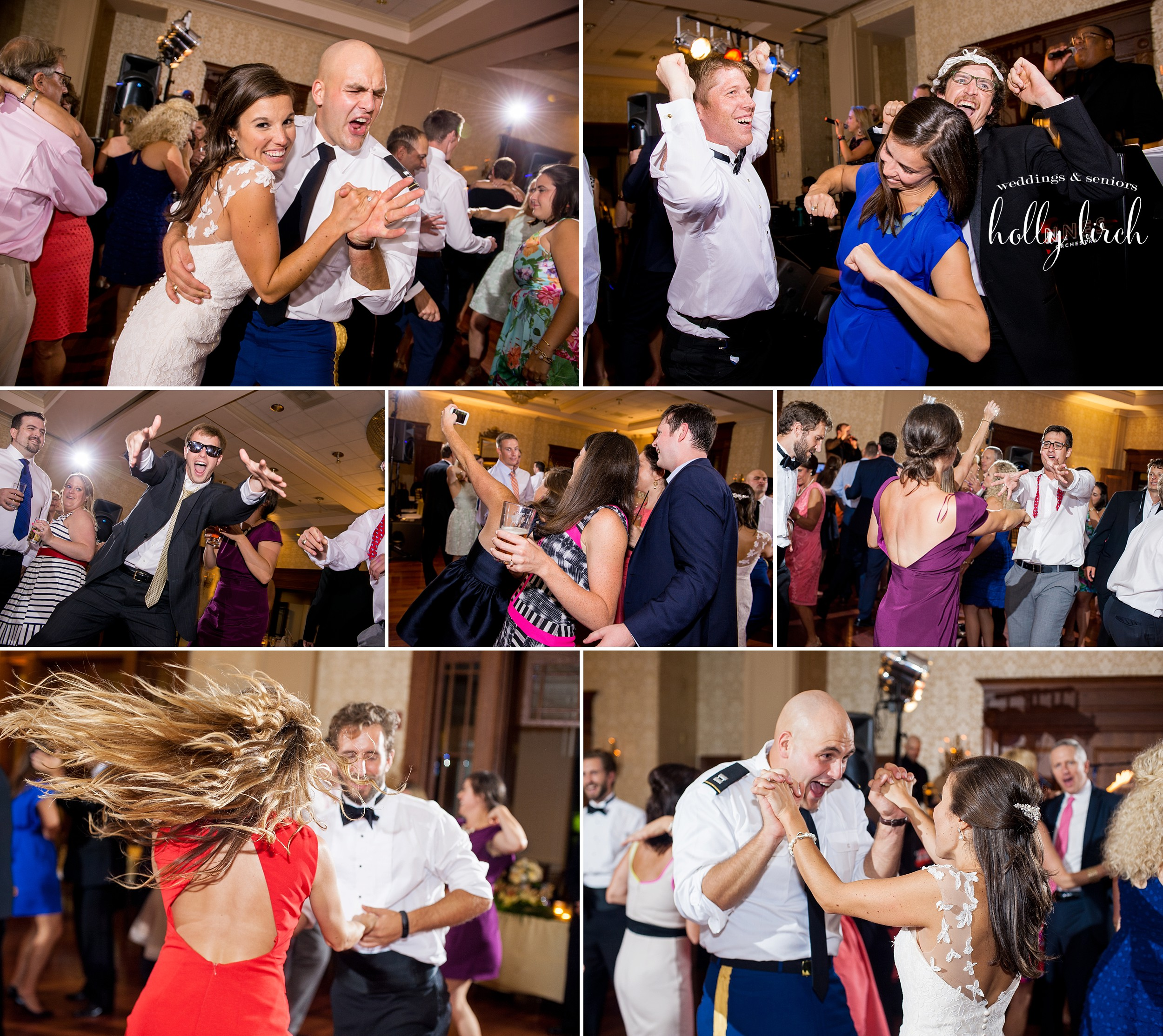 wedding dancing fun photos