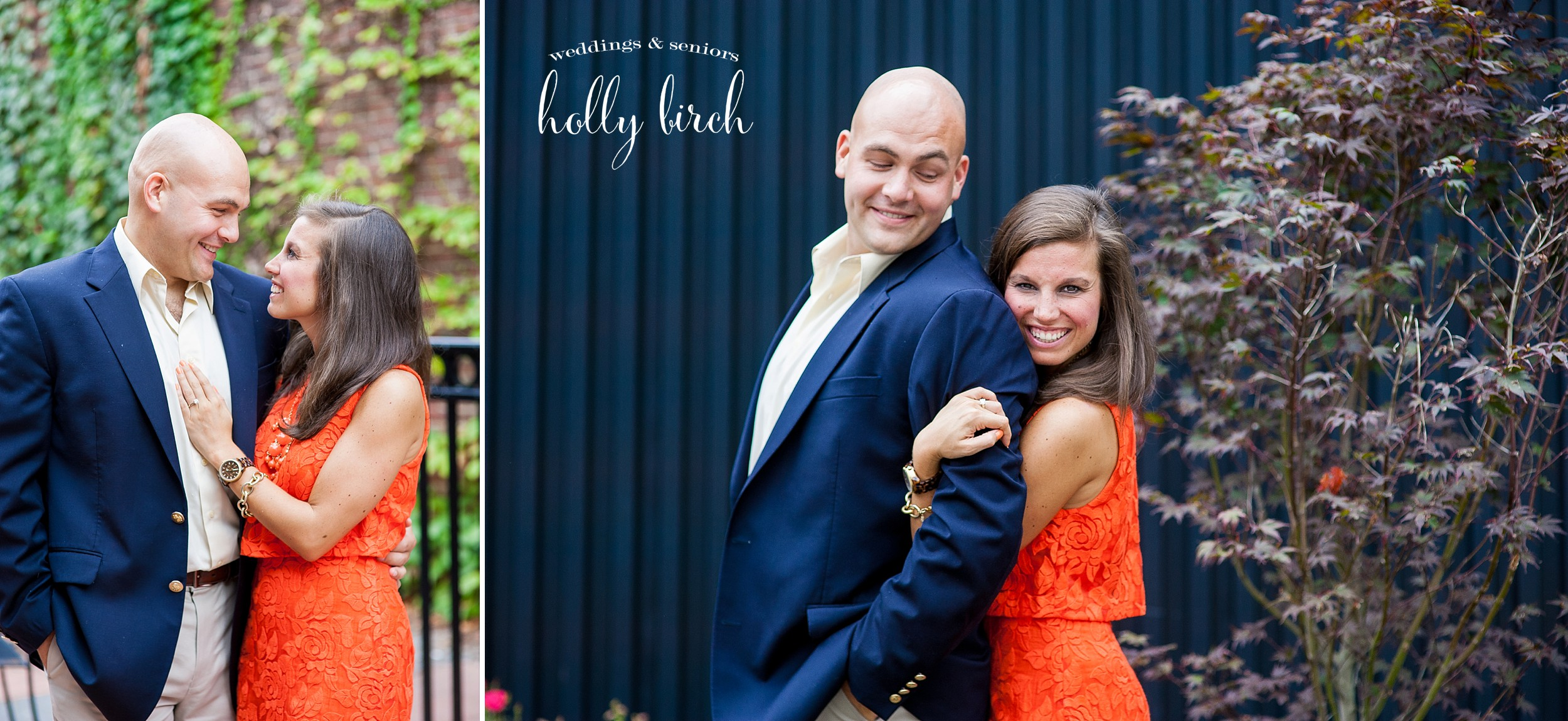 Champaign couple engagement