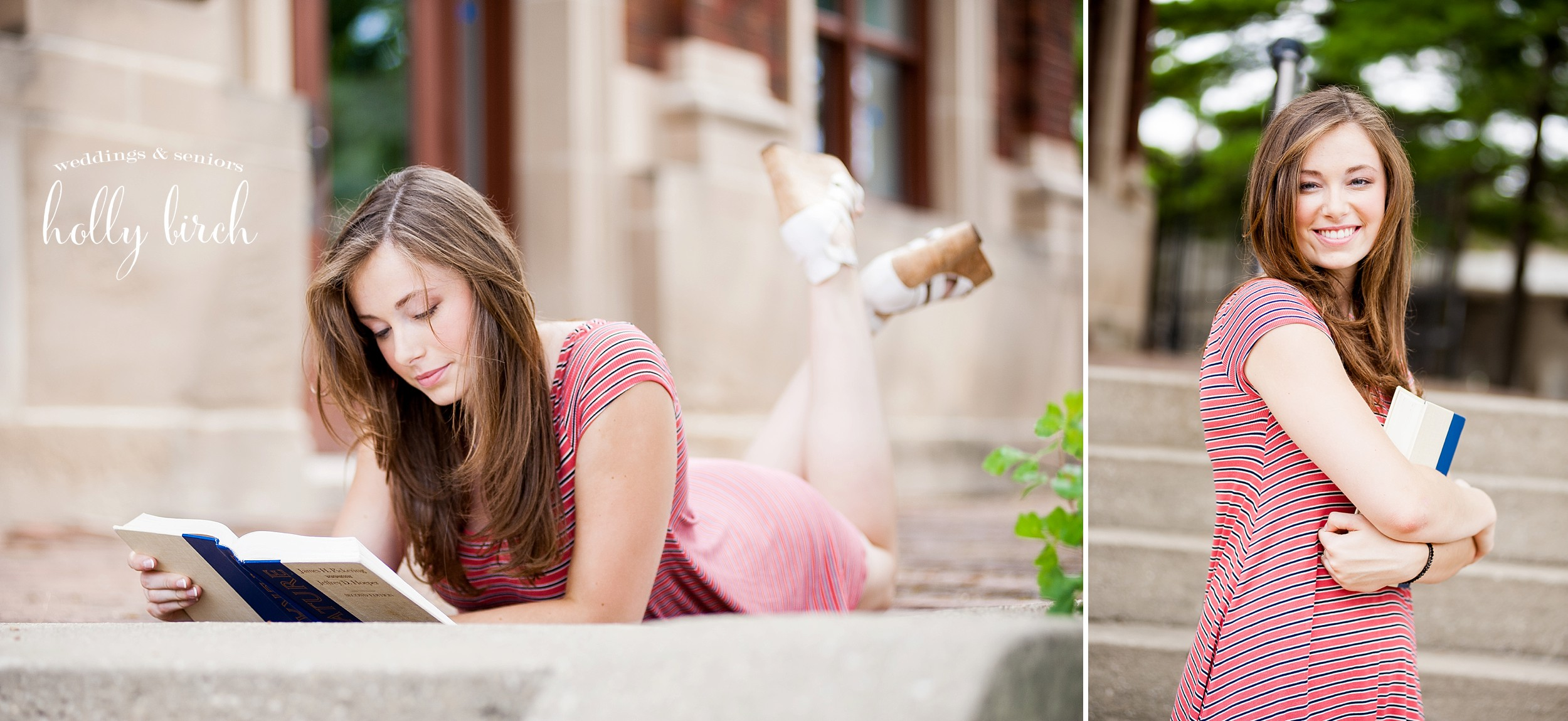 senior girl ready photos