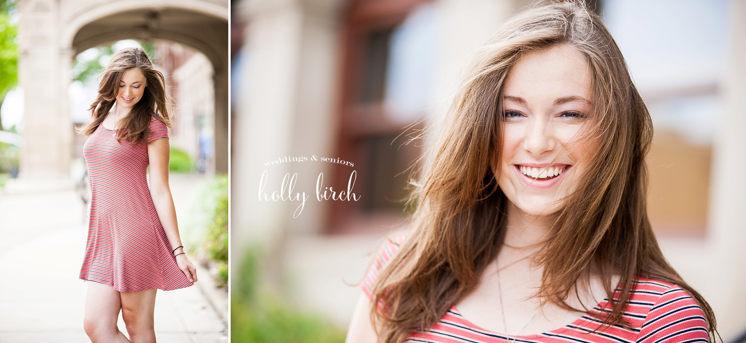 breezy photos with senior girl
