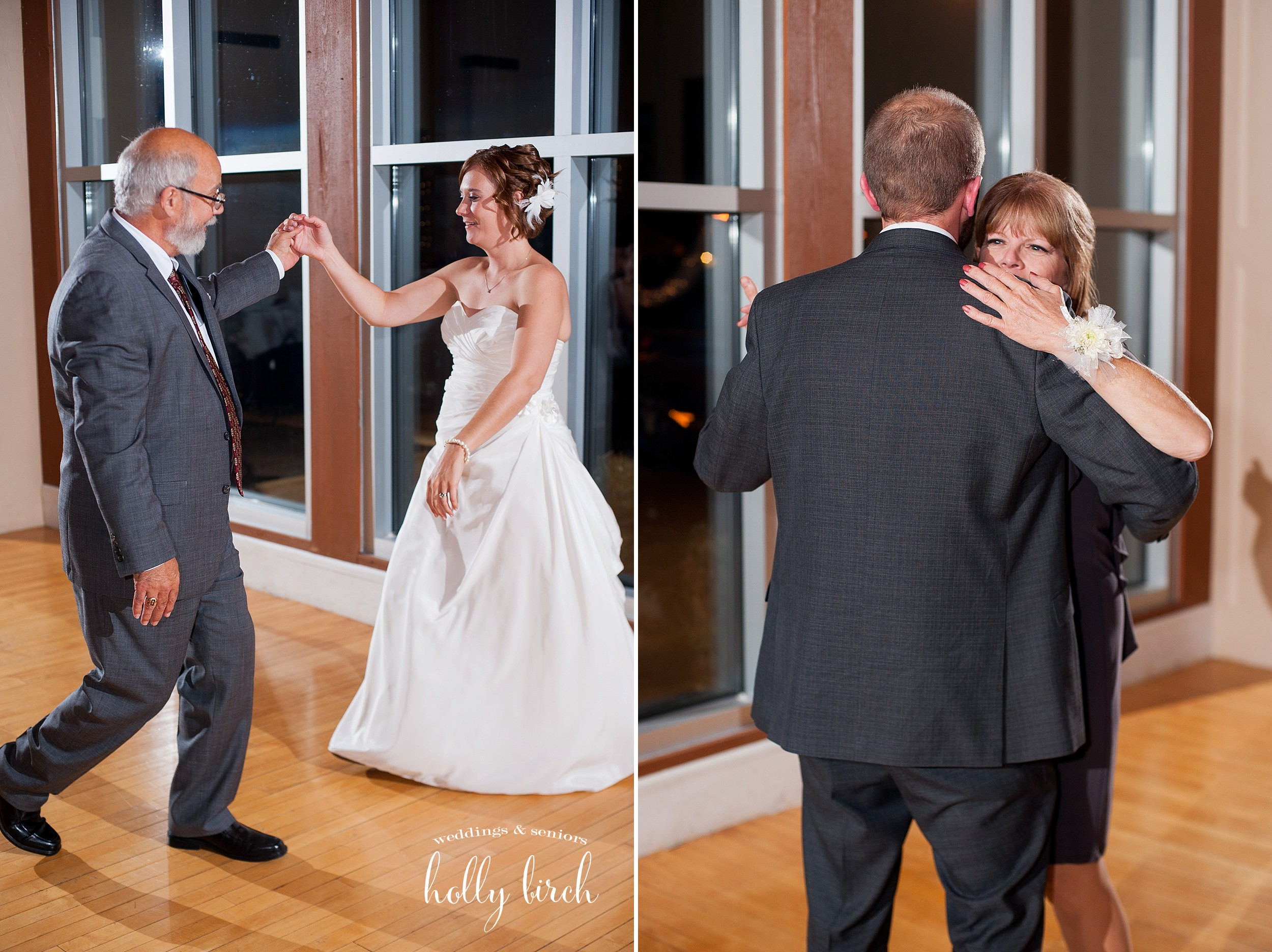 parents first dance