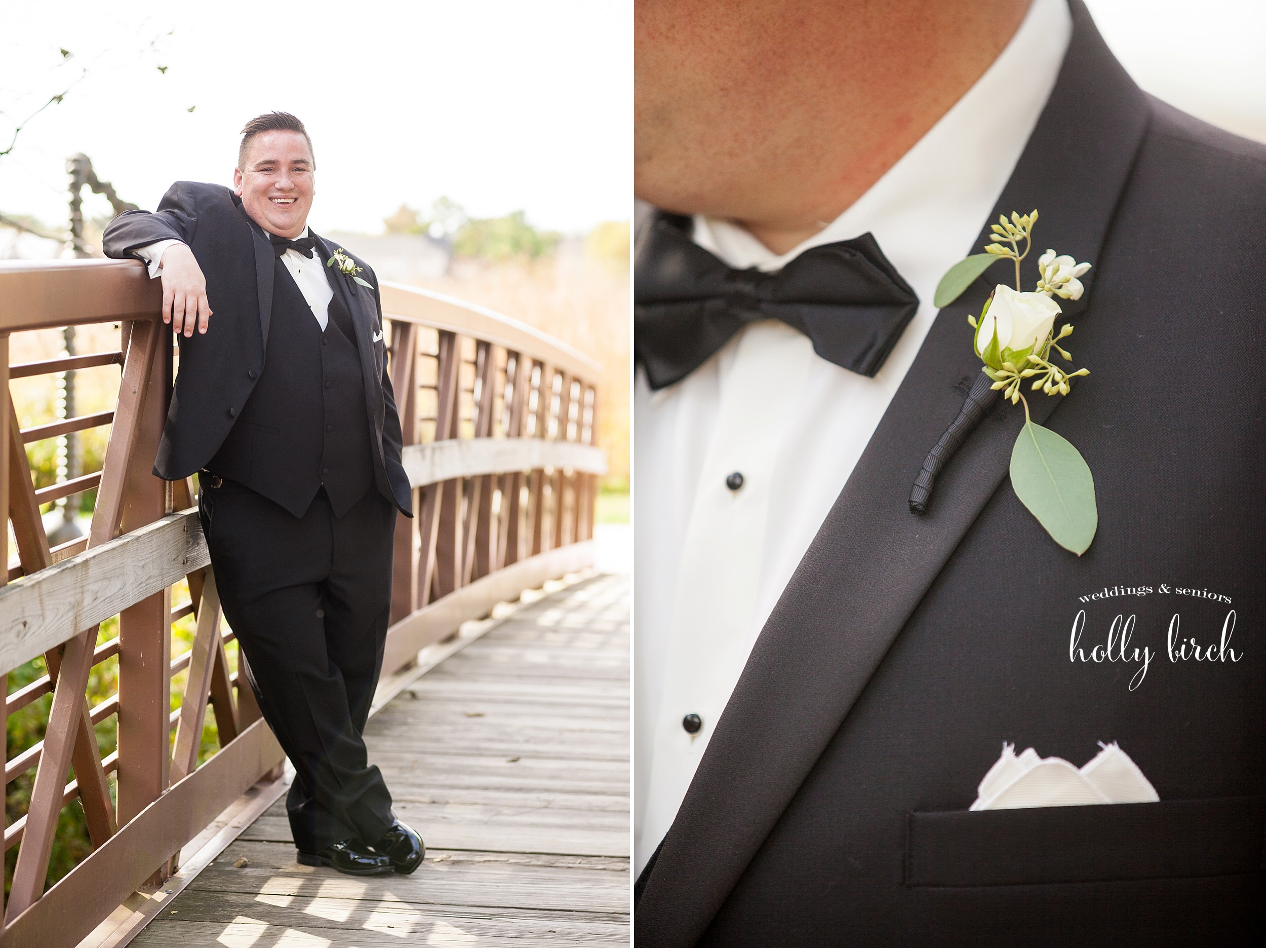 groom casual portraits