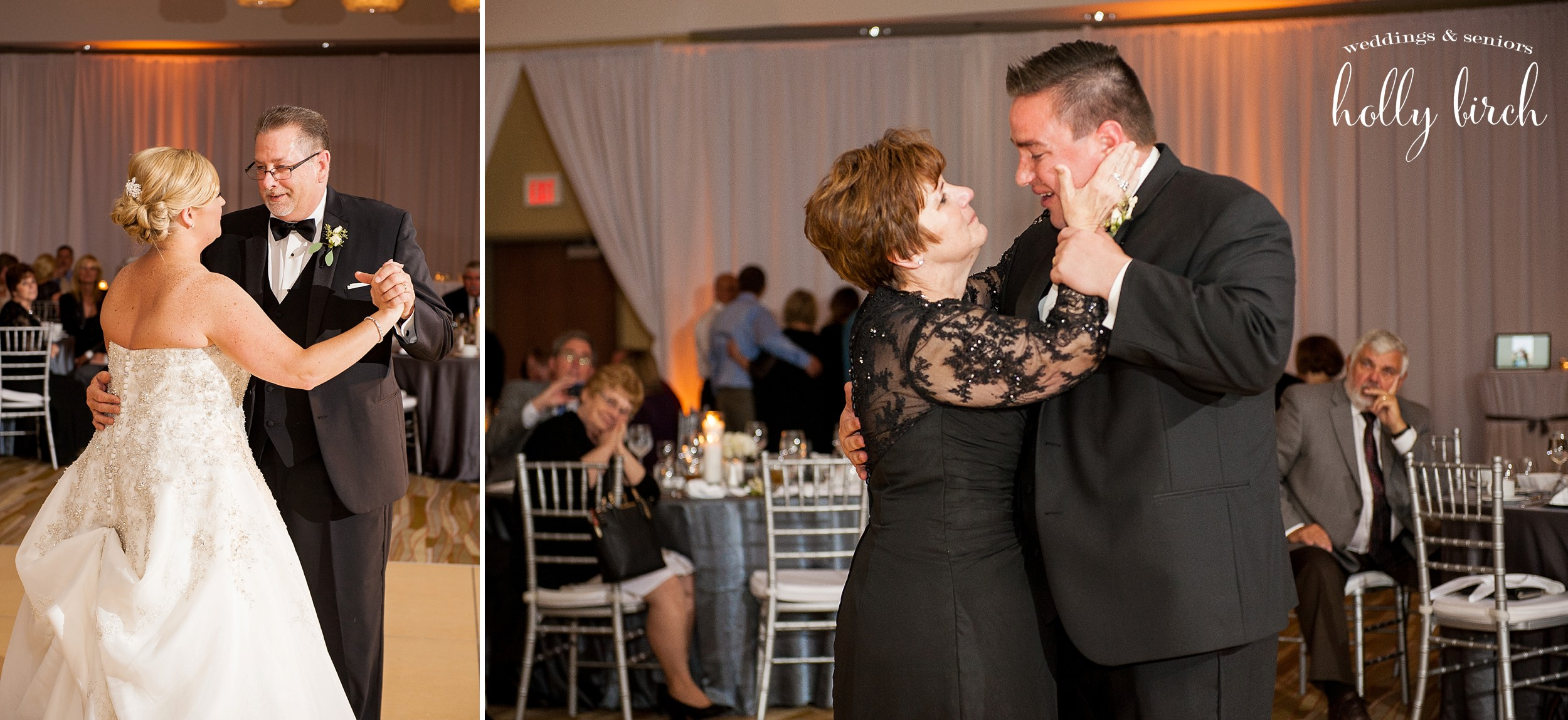 parents' first dance