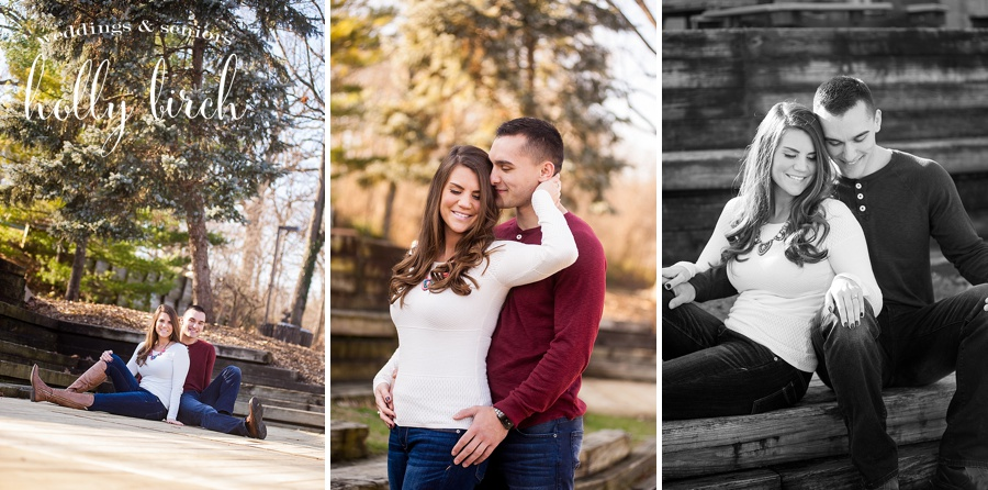 she said yes engagement pictures