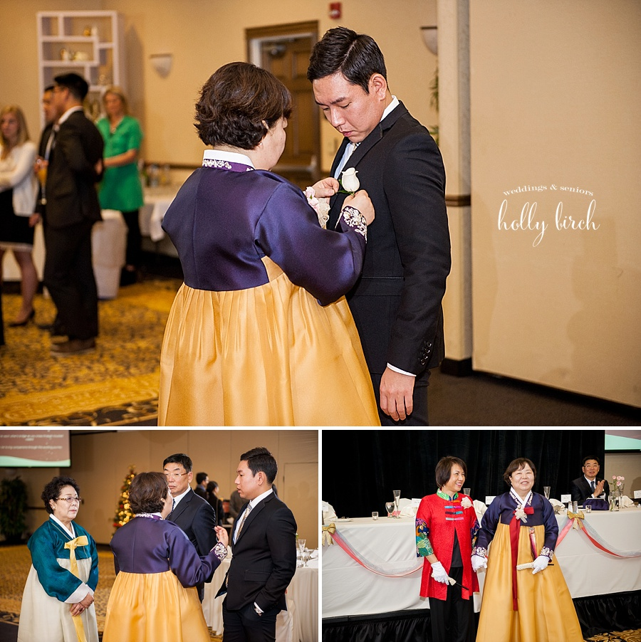 Korean wedding traditions