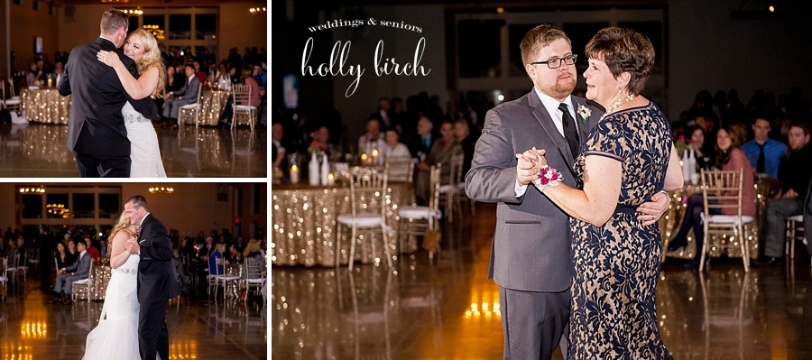 parents' first dances