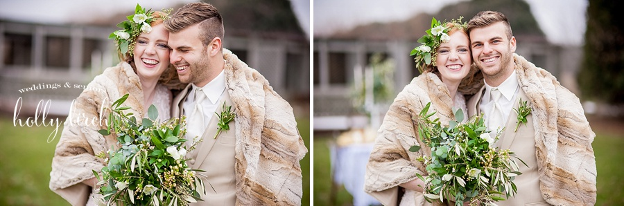 Alto Vineyards wedding stylized shoot