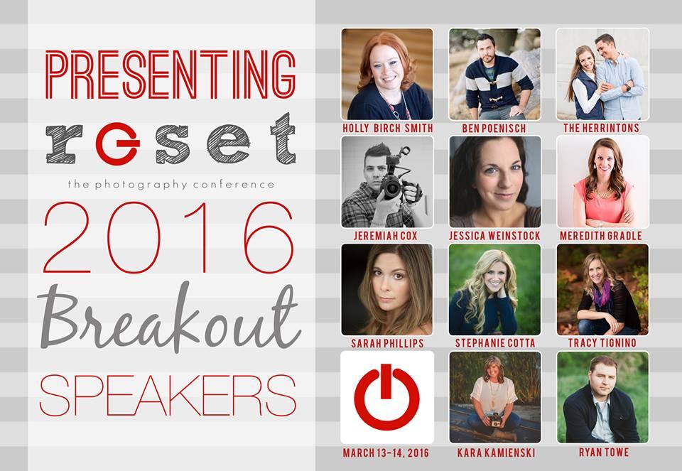Reset breakout speakers