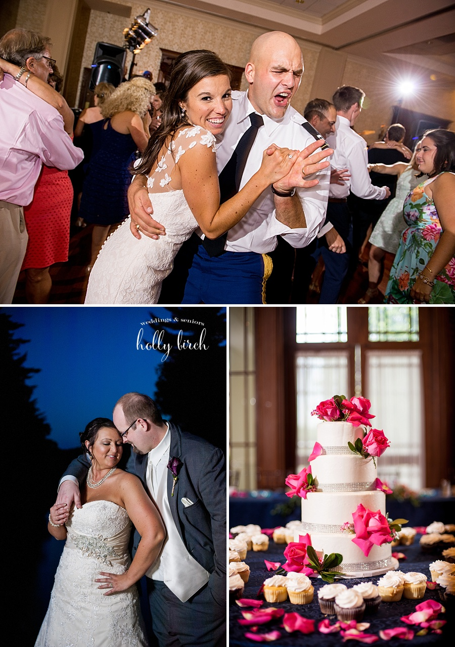Champaign weddings with off-camera flash