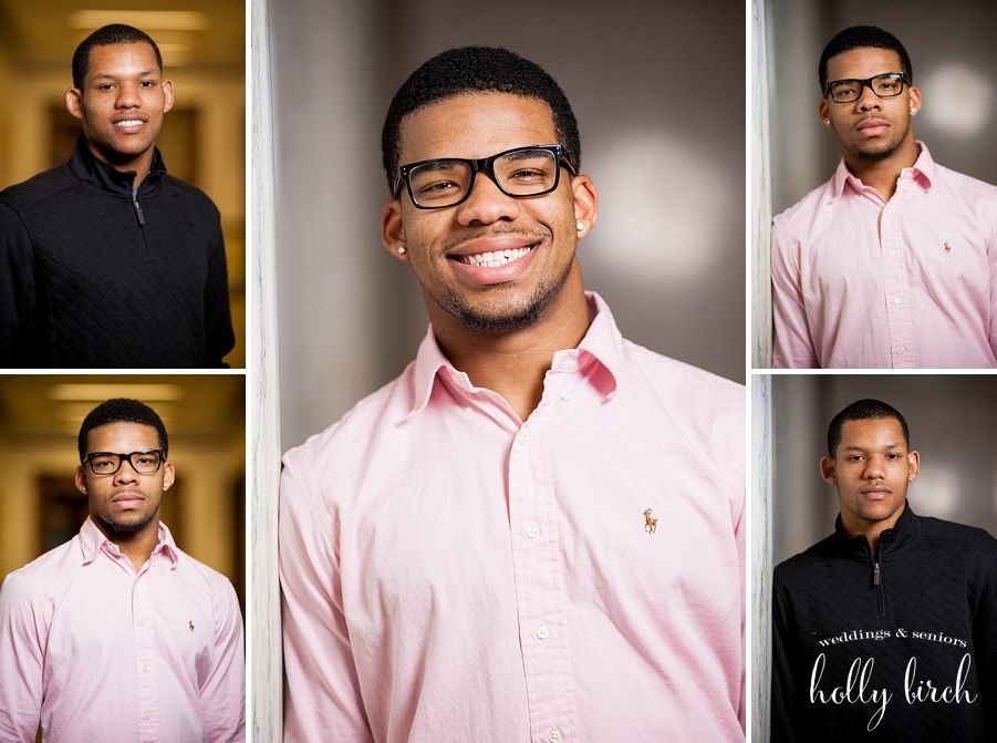 college resume job seeker headshots