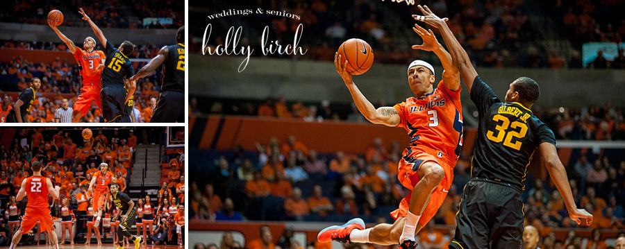 Fighting Illini basketball March Madness