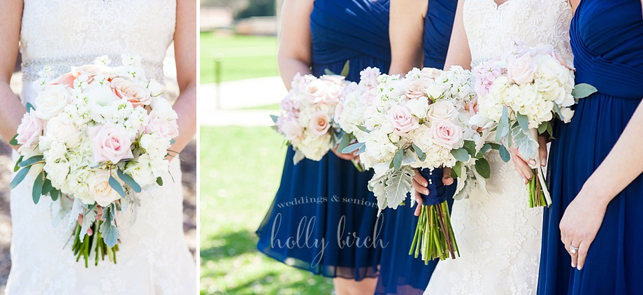 bouquets by Flowers by Kristine