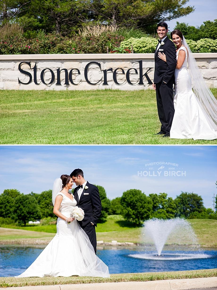 Stone Creek wedding venue