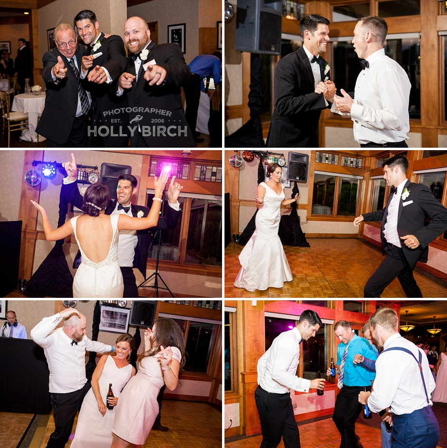 Elite Entertainment DJ reception dancing