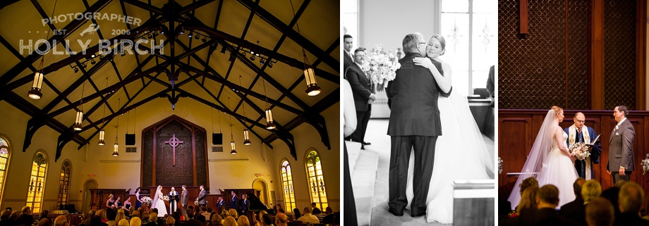 First Presbyterian Church of Champaign wedding
