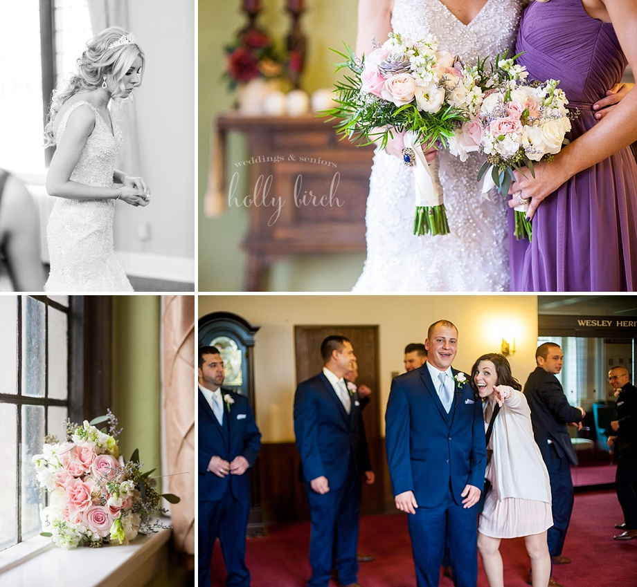 beautiful candids from Midwest wedding