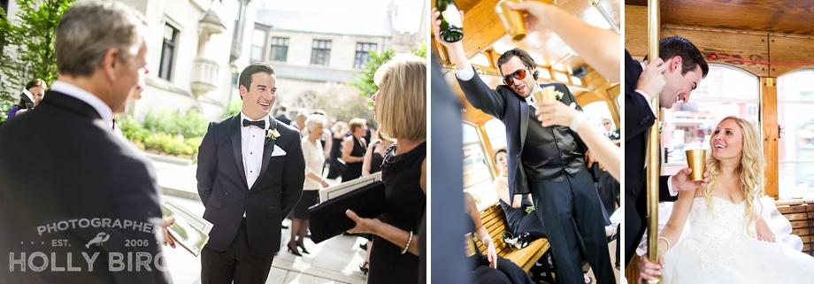 post-wedding candid photos