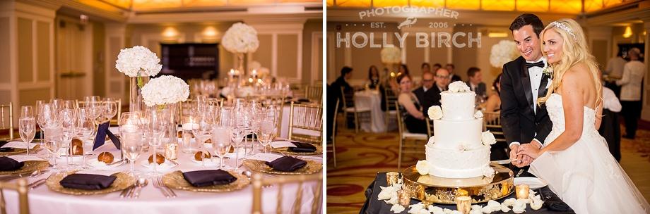 Chicago ballroom wedding reception