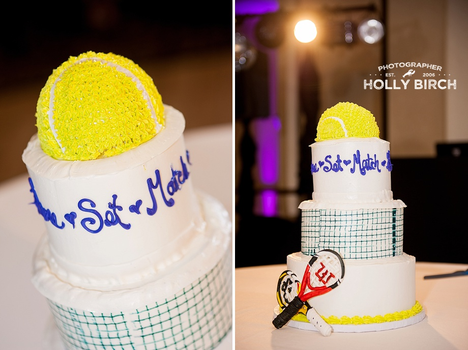 Cakes by Lori tennis cake