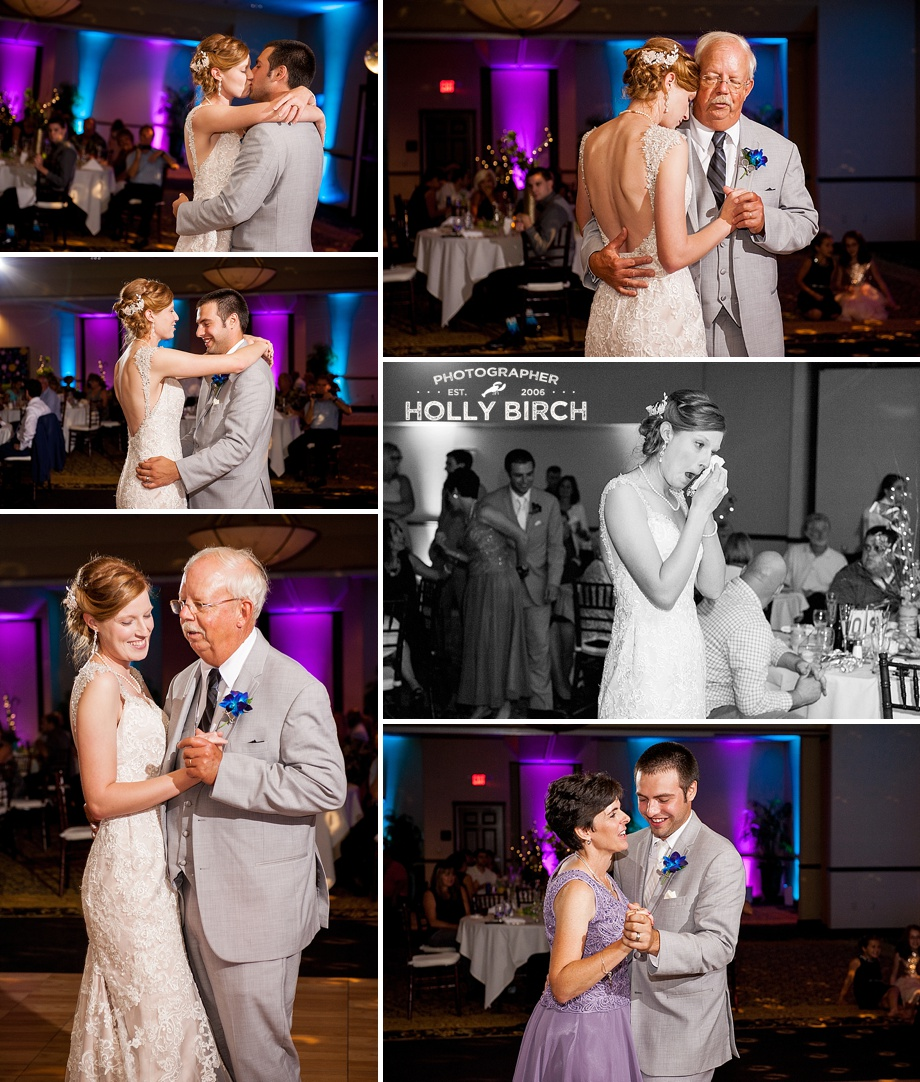 first dances at Hilton Garden Inn