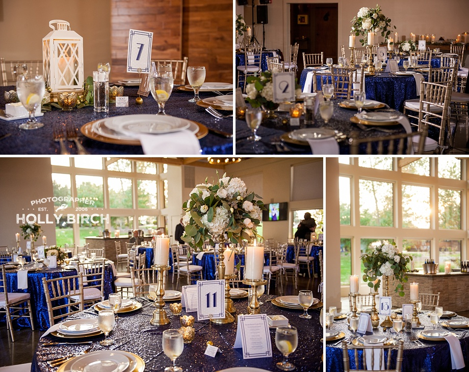 Champaign elegant wedding venue