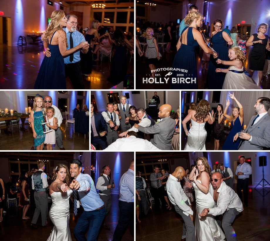 candid dance floor photos with downlighting