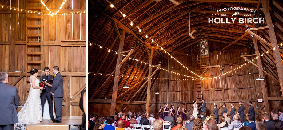 Allerton Music Barn wedding