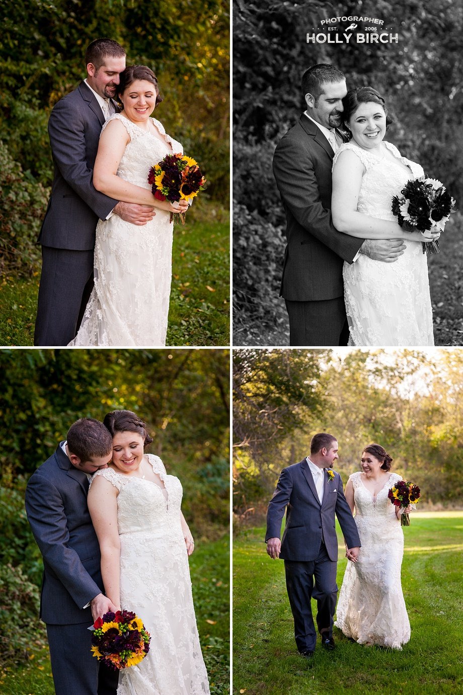 images of bride and groom together