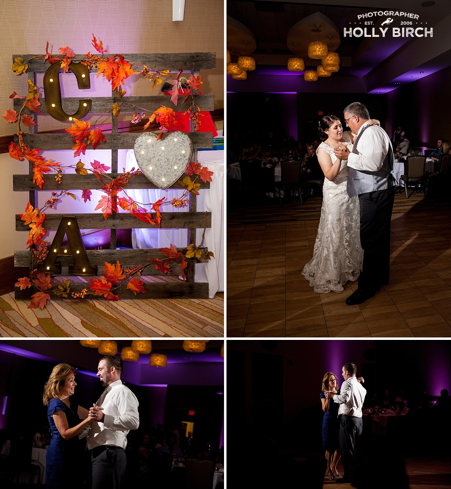 cross-lit first dance photos