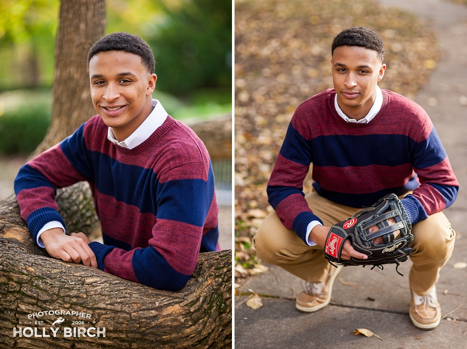 senior guy mini photo session