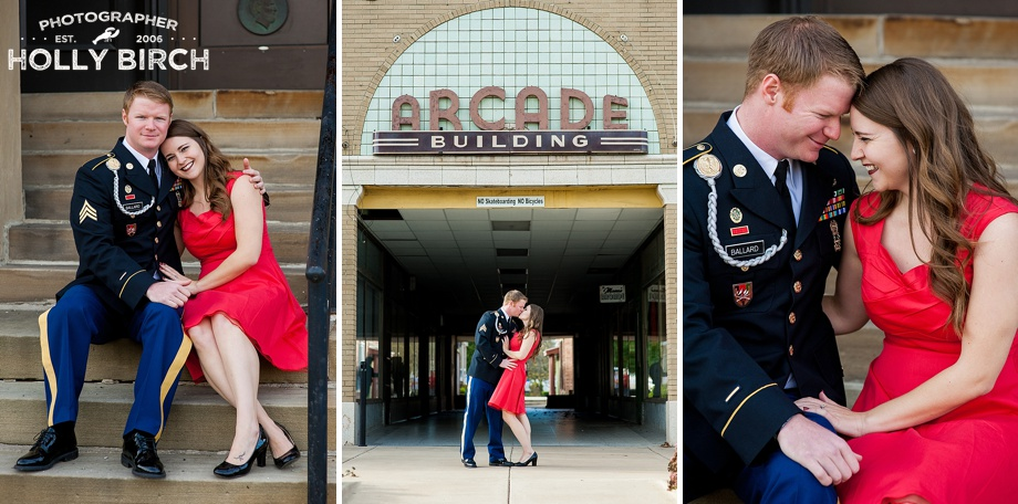 arcade engagement photos